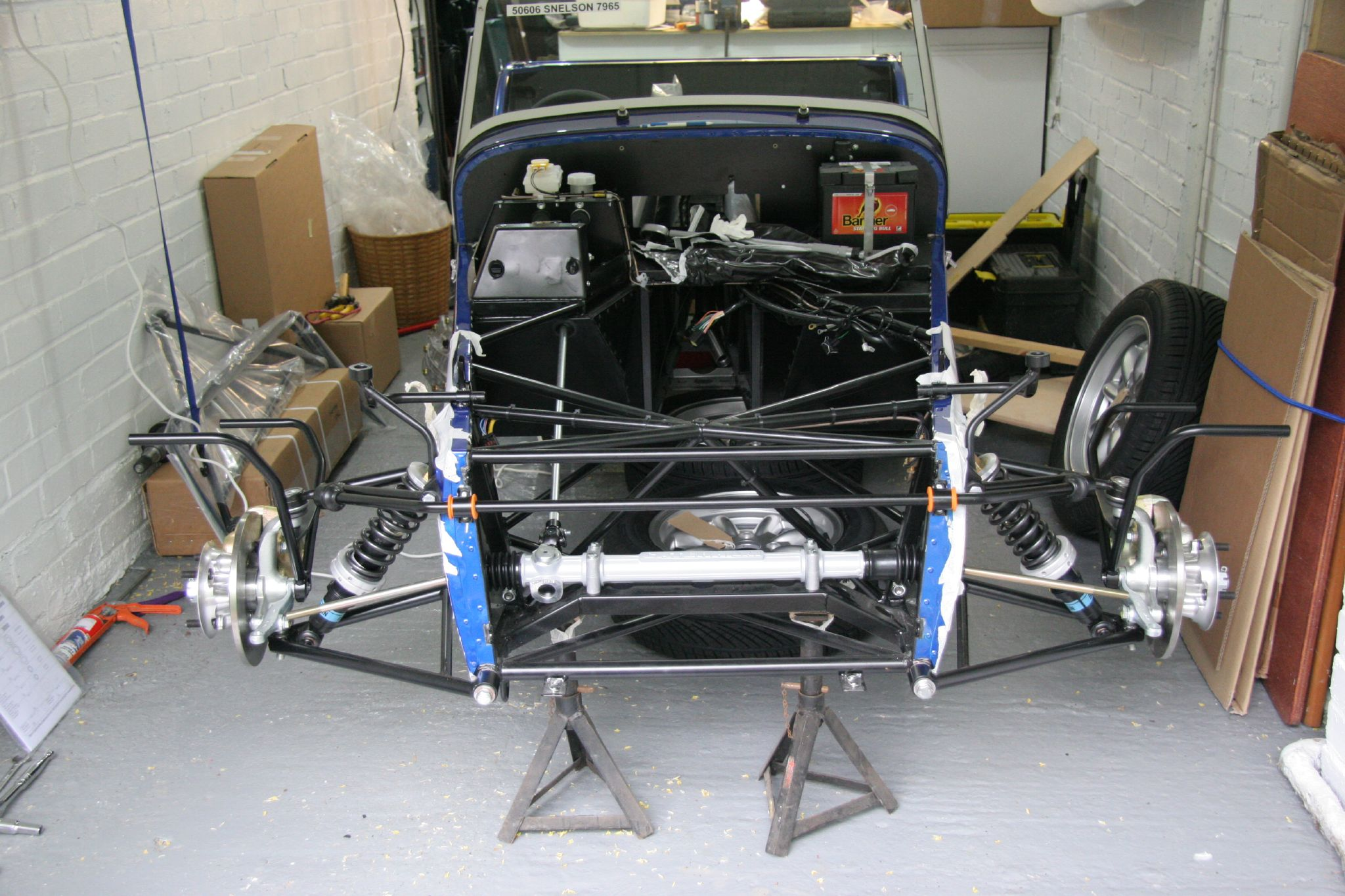 anti-roll bar