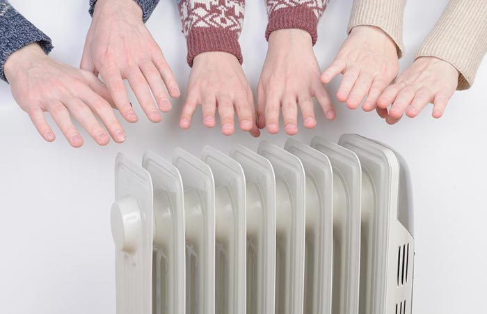 Other People Choose A Heater That Is Quiet And Cannot Be Seen They Put It On The Ceiling Floor Or Use Ducted Heating