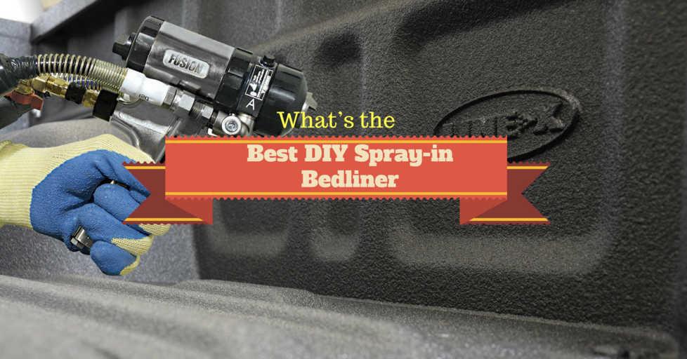 Whats the best diy spray in bedliner wheelarea solutioingenieria Choice Image