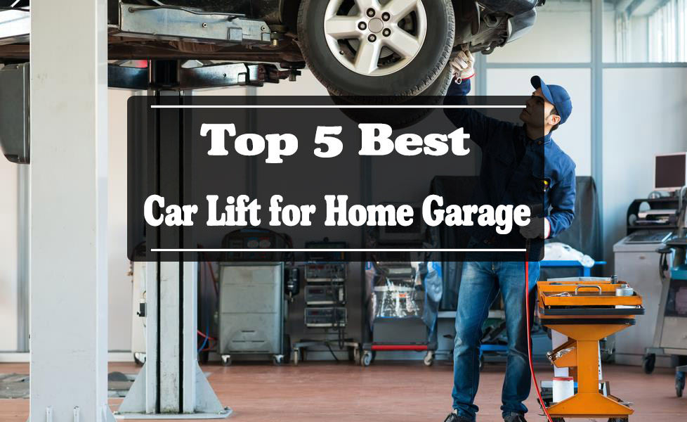 Car Lift For Home Garage: Car Lifts For Home Garages