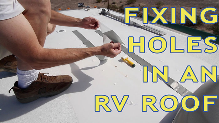 Everything You Need To Know About Rv Rubber Roof Repair