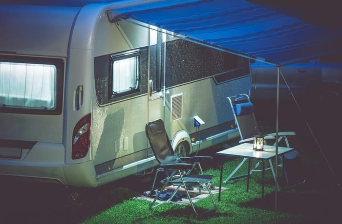 This Is The Main Thing You Need To Know About Maintaining Your RV Awning They Use 2 Types Of Fabrics In Awnings Acrylic And Vinyl Or Both