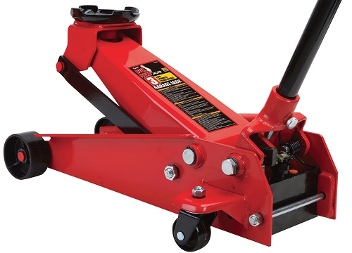 Torin Big Red Hydraulic Trolley Floor Jack