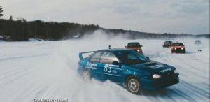 ice car racing